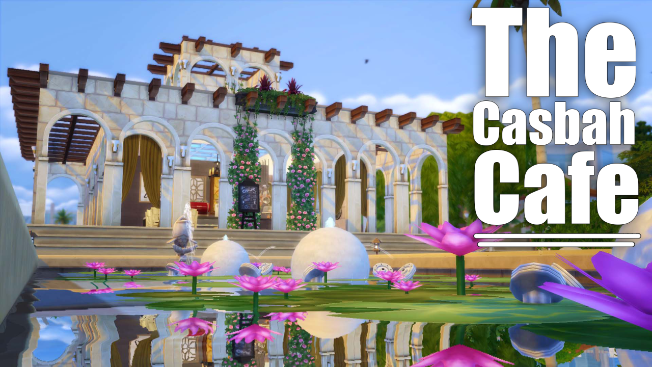 Sims 4 mods traits downloads 187 sims 4 updates 187 page 58 of 100 - The Casbah Cafe By Kiwisims4