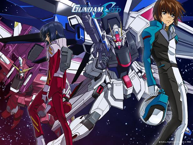 Mobile Suit Gundam Seed + Destiny