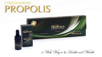 Sedia juga: Propolis Kualitas Super. Klik disini.