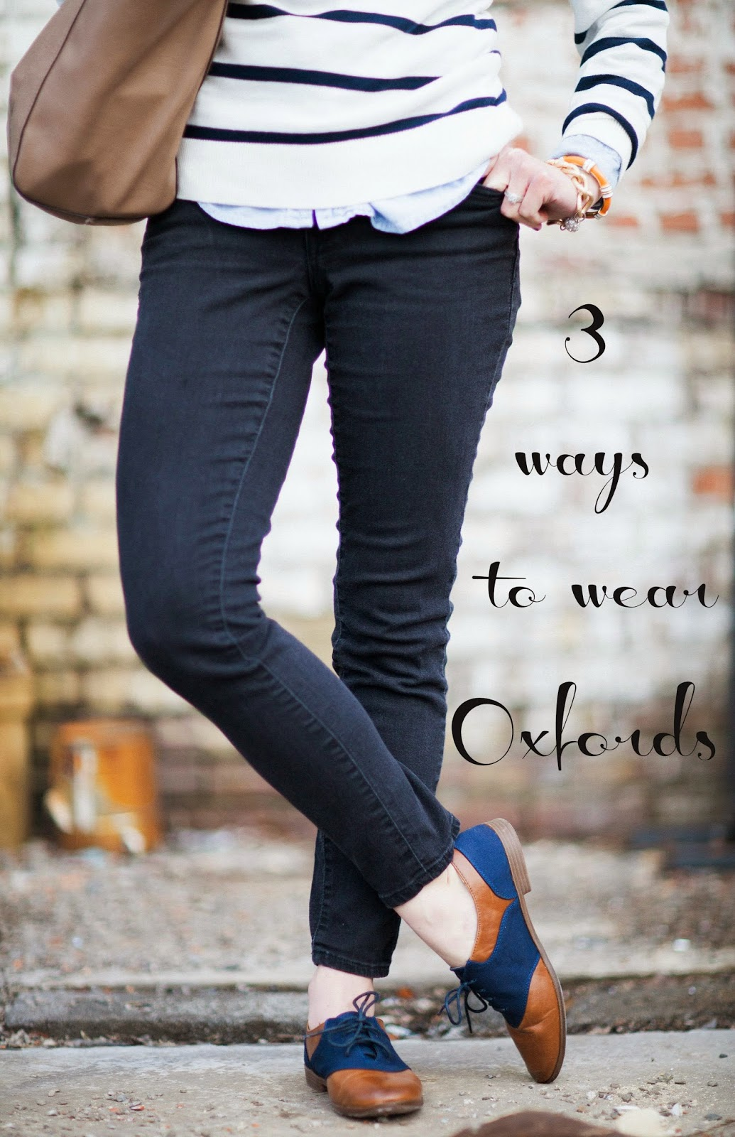 With what to wear Oxford
