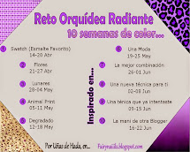 Reto Orquídea Radiante