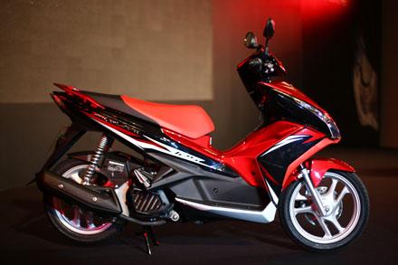 Air Blade 125cc,Những xe tay ga dưới 40 triệu