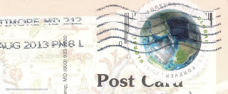 2013 Global Forever Stamp