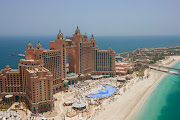 5 million tourist visited Dubai every year, which sheikh wanted to triple to . (palm island dubai hotels)