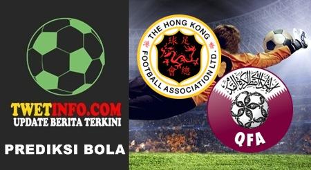 Prediksi Score Hong Kong vs Qatar 08-09-2015