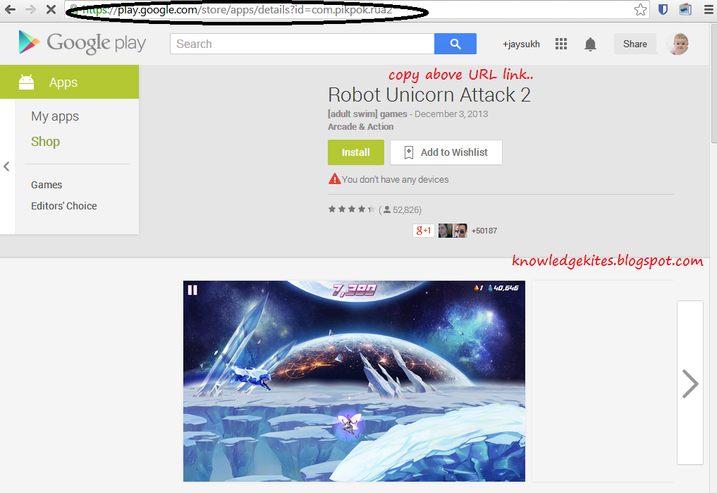 Google Play Store Download PC