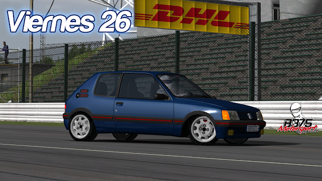 Peugeot 205 GTI