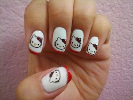 Acrylic nail designs Image
