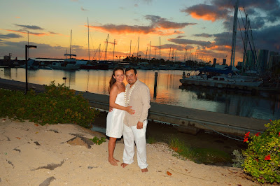 Hawaiian Wedding Photos