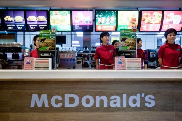 McDonald's China
