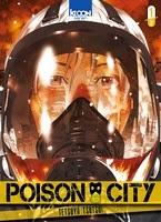Actu Manga, Critique Manga, Ki-oon, Manga, Manhole, Poison City, Seinen, Tetsuya Tsutsui,