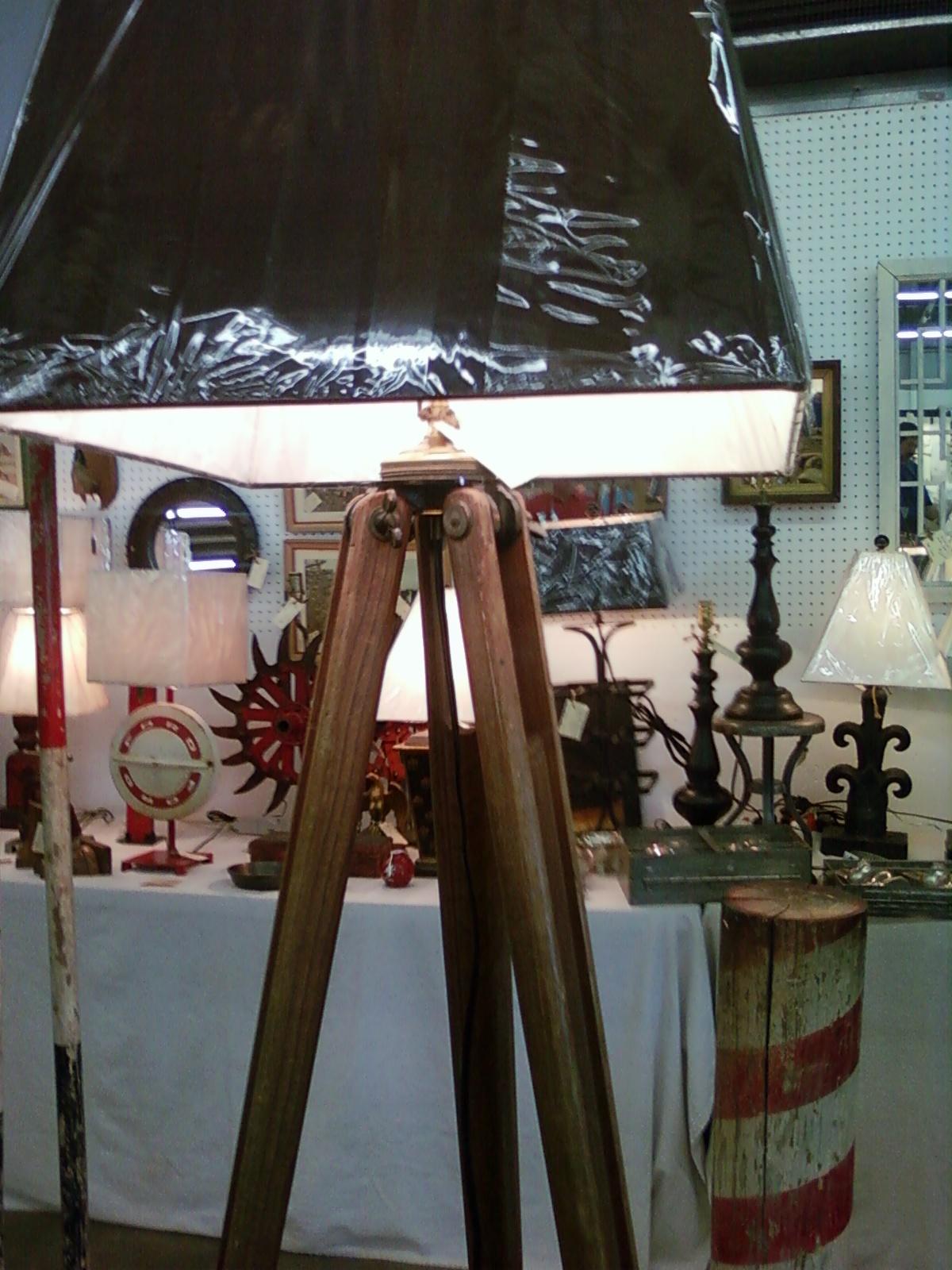 Decor You Adore: Surveyor's Lamp, turn a relic into a ...