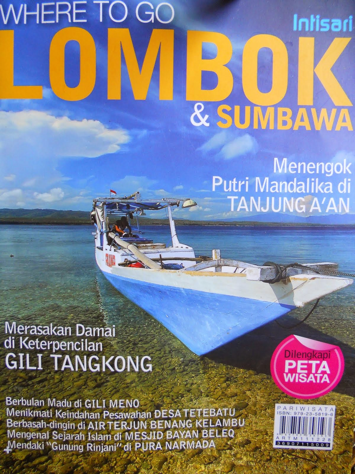 WHERE TO GO LOMBOK & SUMBAWA
