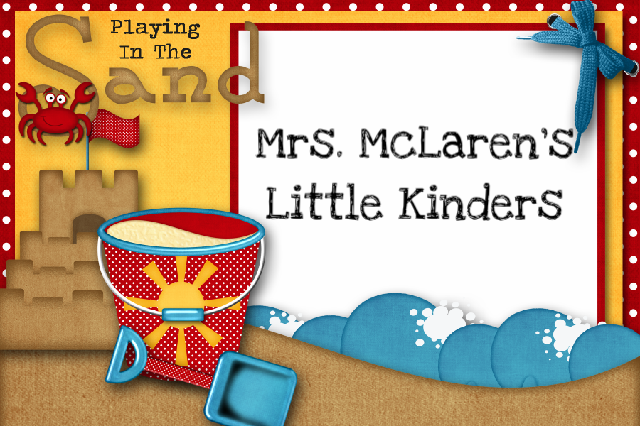 Mrs. McLaren's Little Kinders