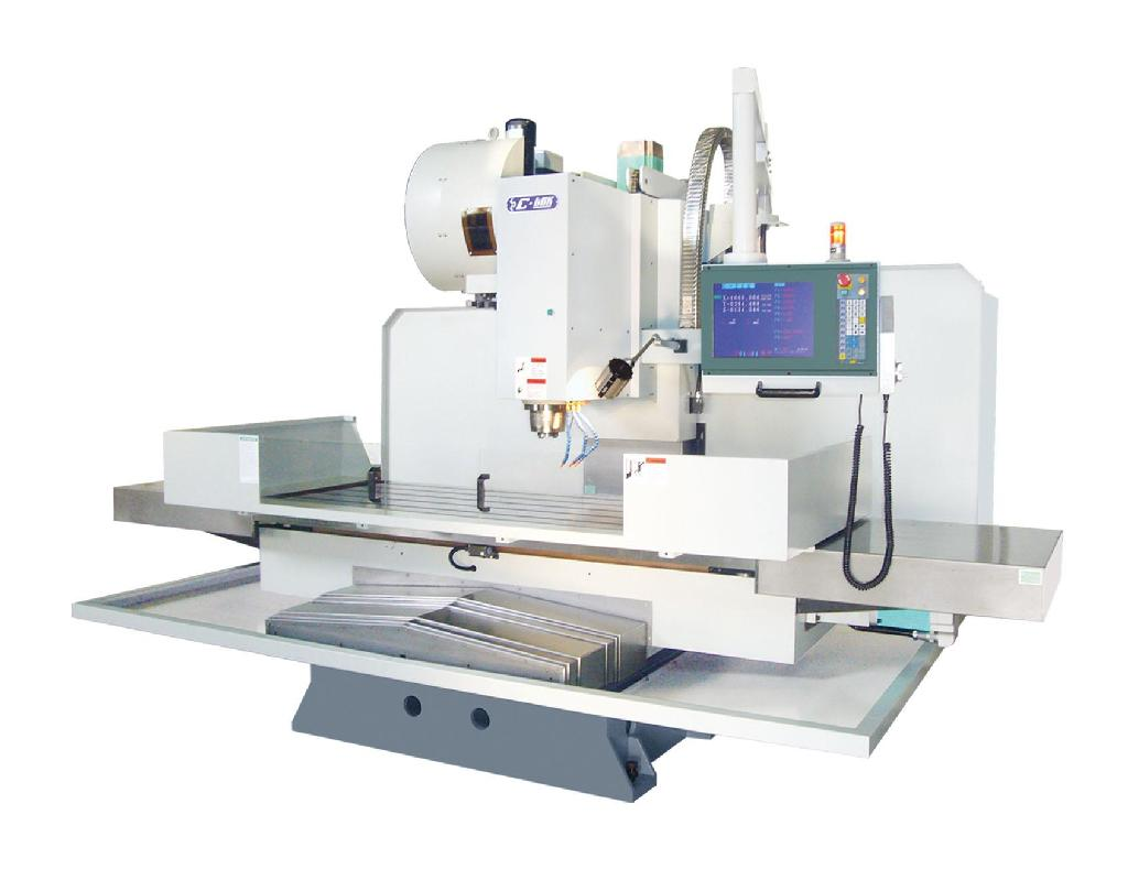 milling machine with cnc