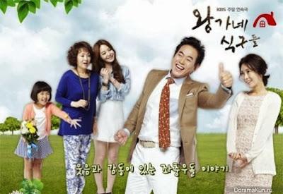 kings family 1  Gia Đình Hoàng Gia