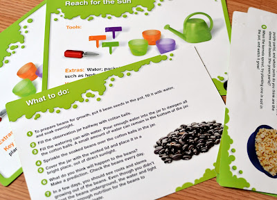 Activities, cards, for kids