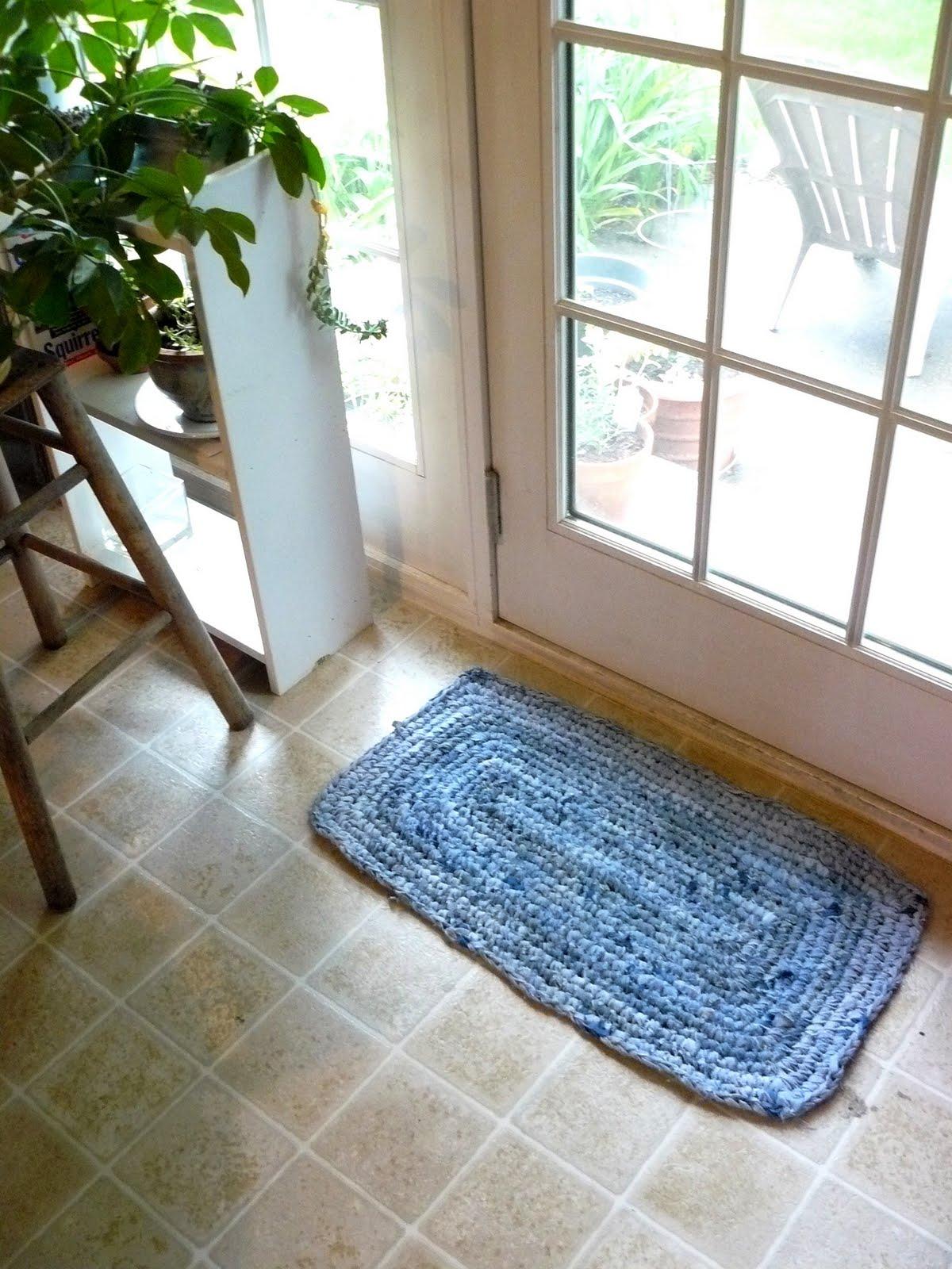 Crochet Projects Jean Rug