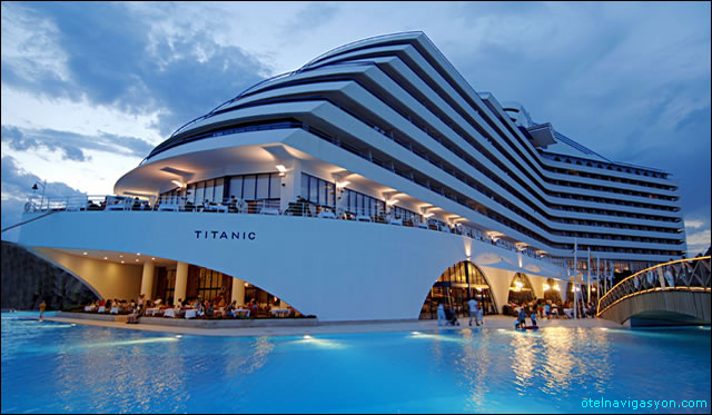 Titanic Beach Resort & Hotel - Antalya Lara - Turquia, Turkey