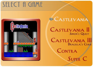 Download Game Contra Castlevania for PC