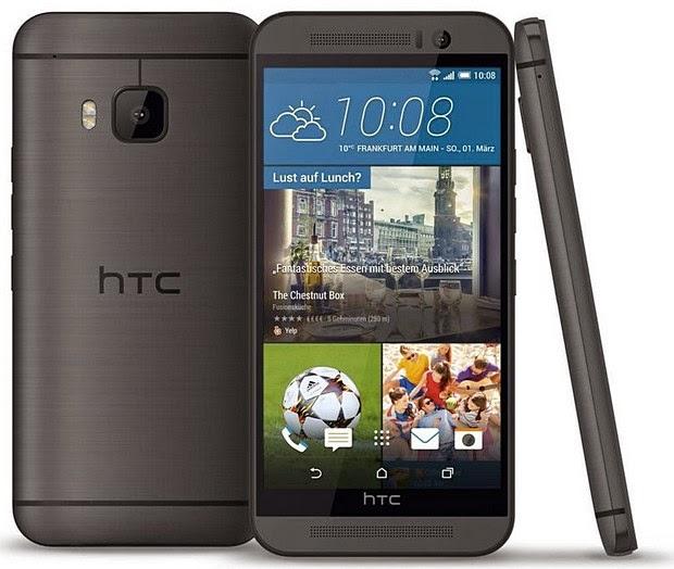 HTC One M9, HTC One M9 2015