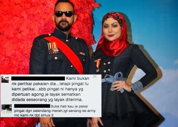 Sharnaaz Ahmad Mohon Maaf Selepas Ditegur Isu Kostum ABPBH