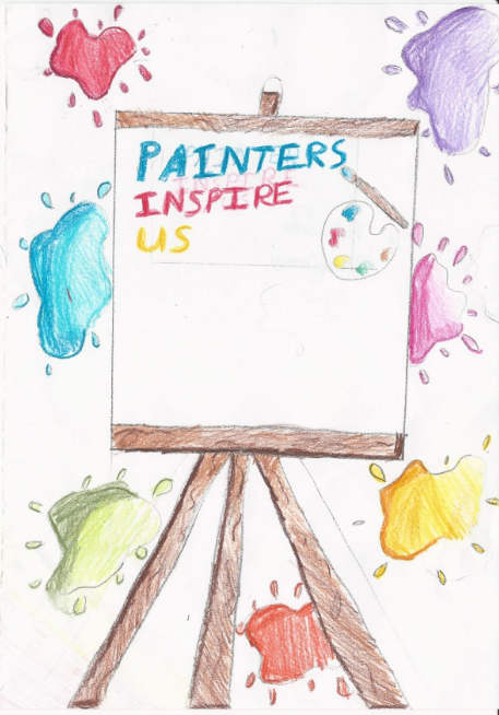 Painters inspire us