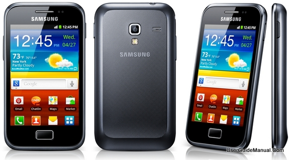Manual de usuario Samsung Galaxy Ace Plus GT-S7500
