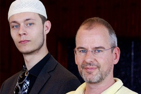 Subhanallah, Ikuti Jejak Ayah, Putera Van Dorn Masuk Islam