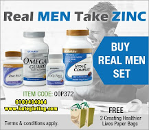PROMOSI: REAL MEN SET