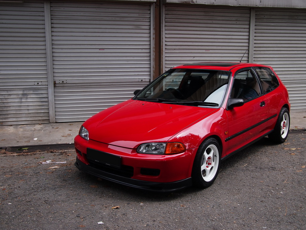 honda civic eg6 updated shots. Black Bedroom Furniture Sets. Home Design Ideas