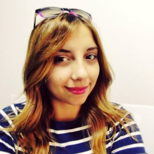 THE BLOGGER - Marianna Giannatou