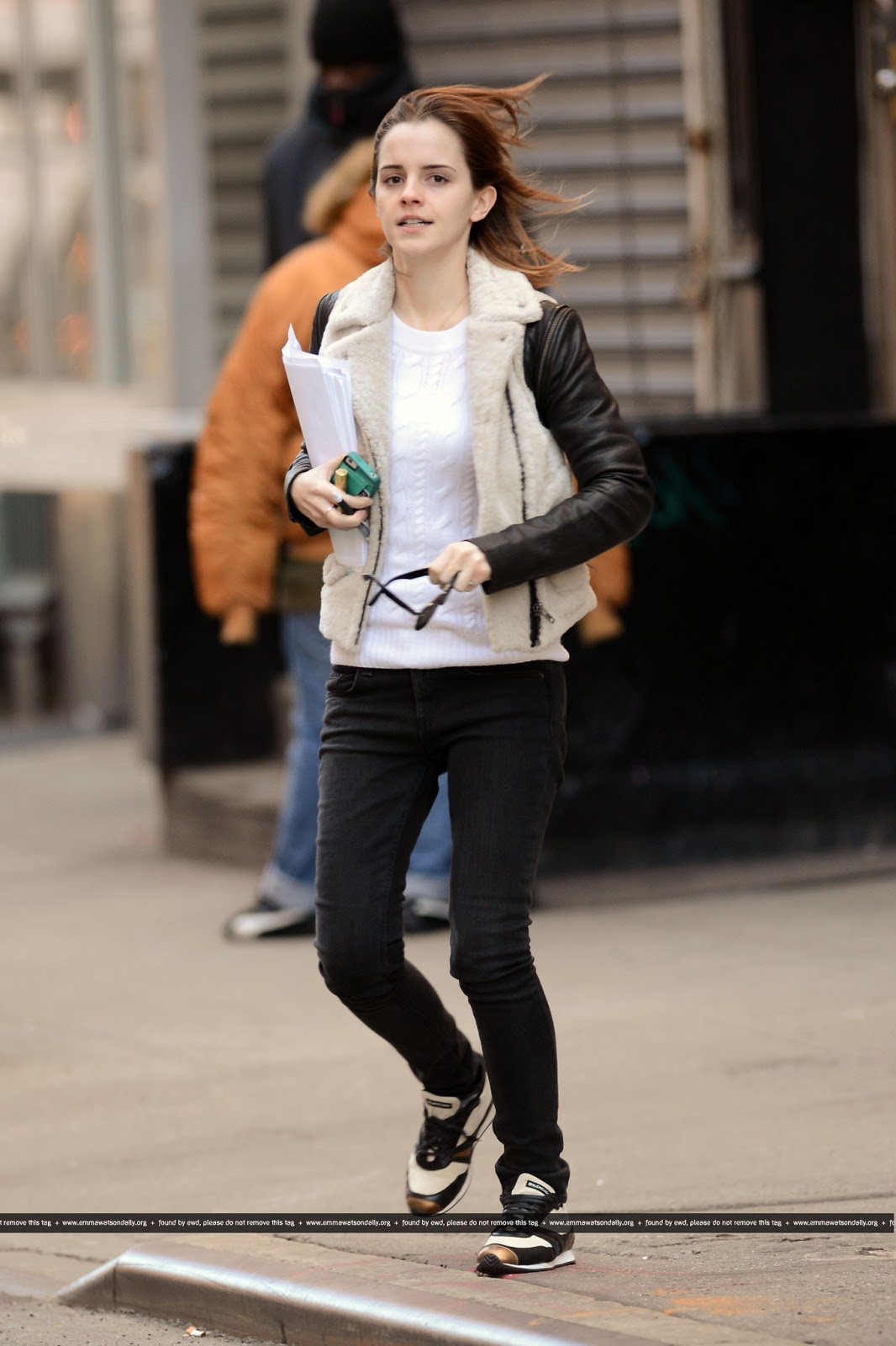 The Total Opposite Street Style Icon Emma Watson