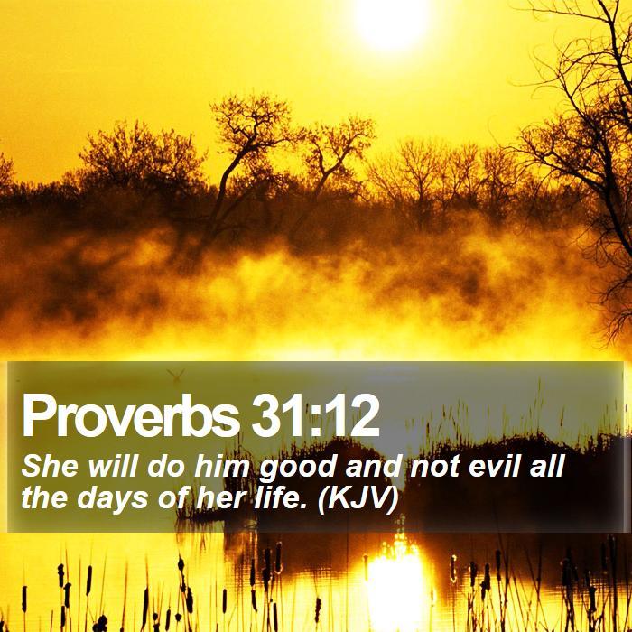 bible images proverbs 31 12 my treasure box