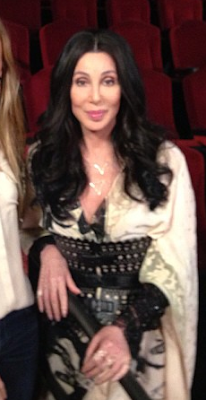 Cher at TCL Chinese Theater