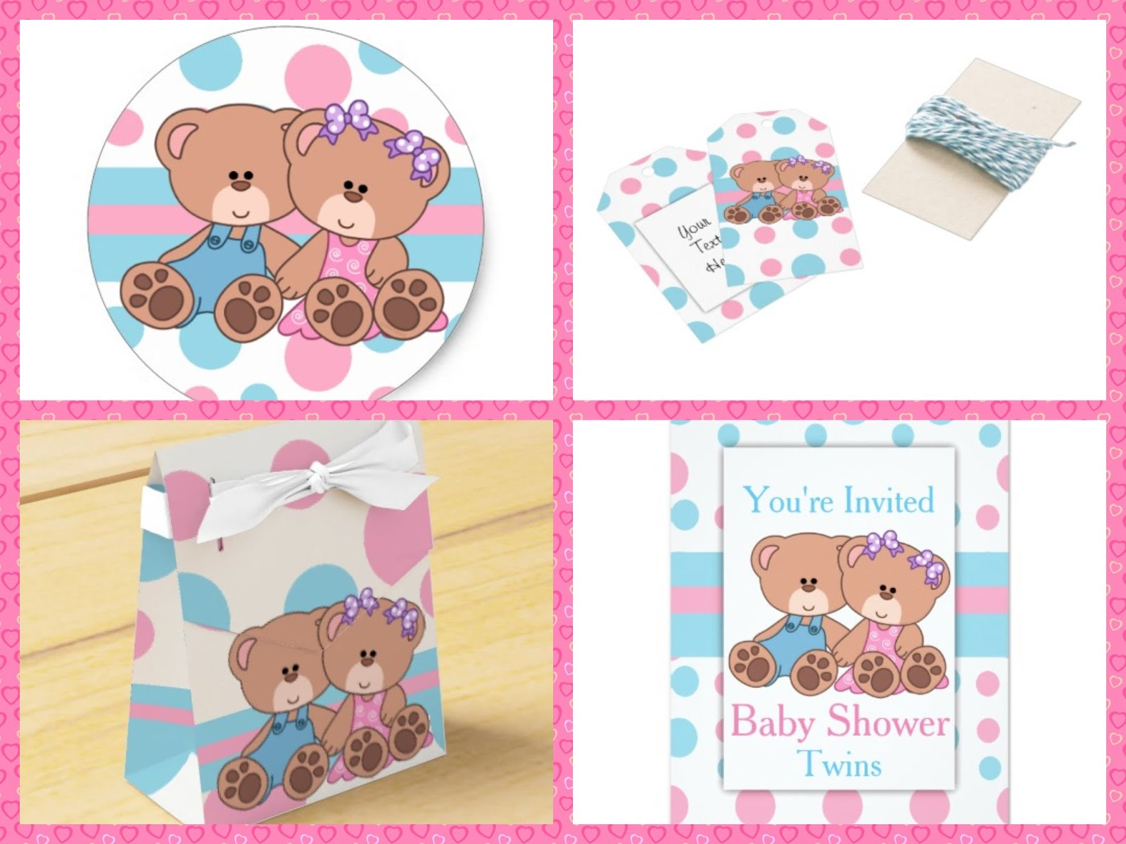 Teddy Bears Theme