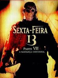 Filme Sexta Feira 13 Parte 7 A Matança Continua Dublado AVI DVDRip