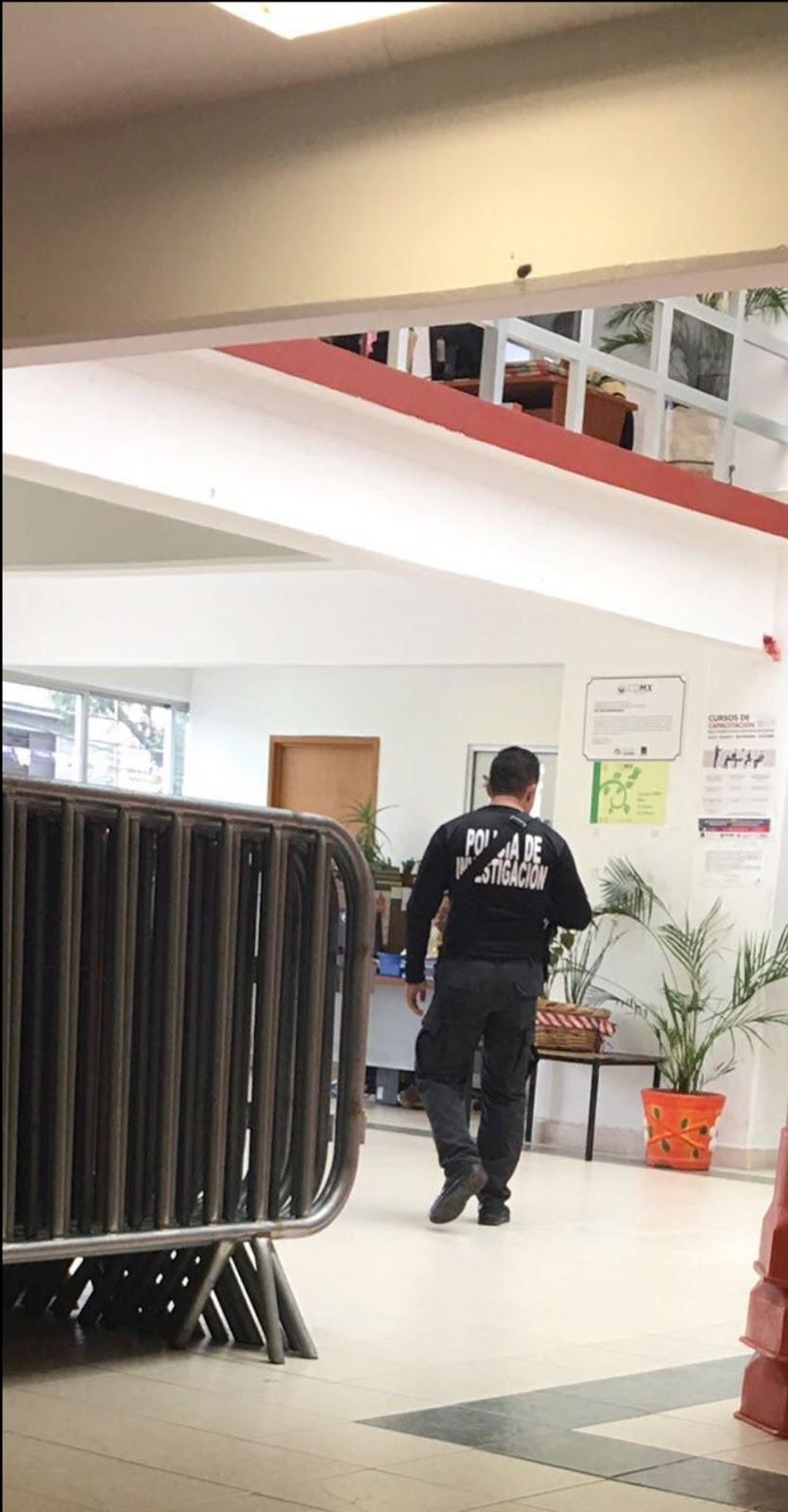Personal de la PGJCdMx visitó área de Recursos Humanos en Tláhuac