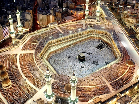 Makkah Hd Wallpapers 2013 Holy City Mecca Saudi Arabia Free