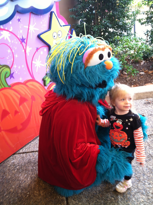 The Ultimate Life List: LIFE LIST: Sesame Place Halloween ...