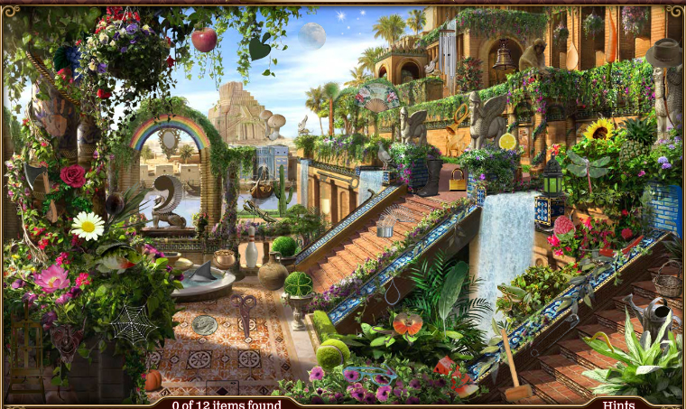 playdoms gardens of time faq