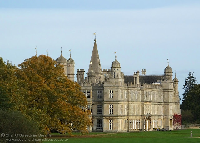 A Visit to Burghley House @ www.sweetbriardreams.blogspot.co.uk
