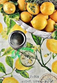 Lemon Thyme Seasoning Salt