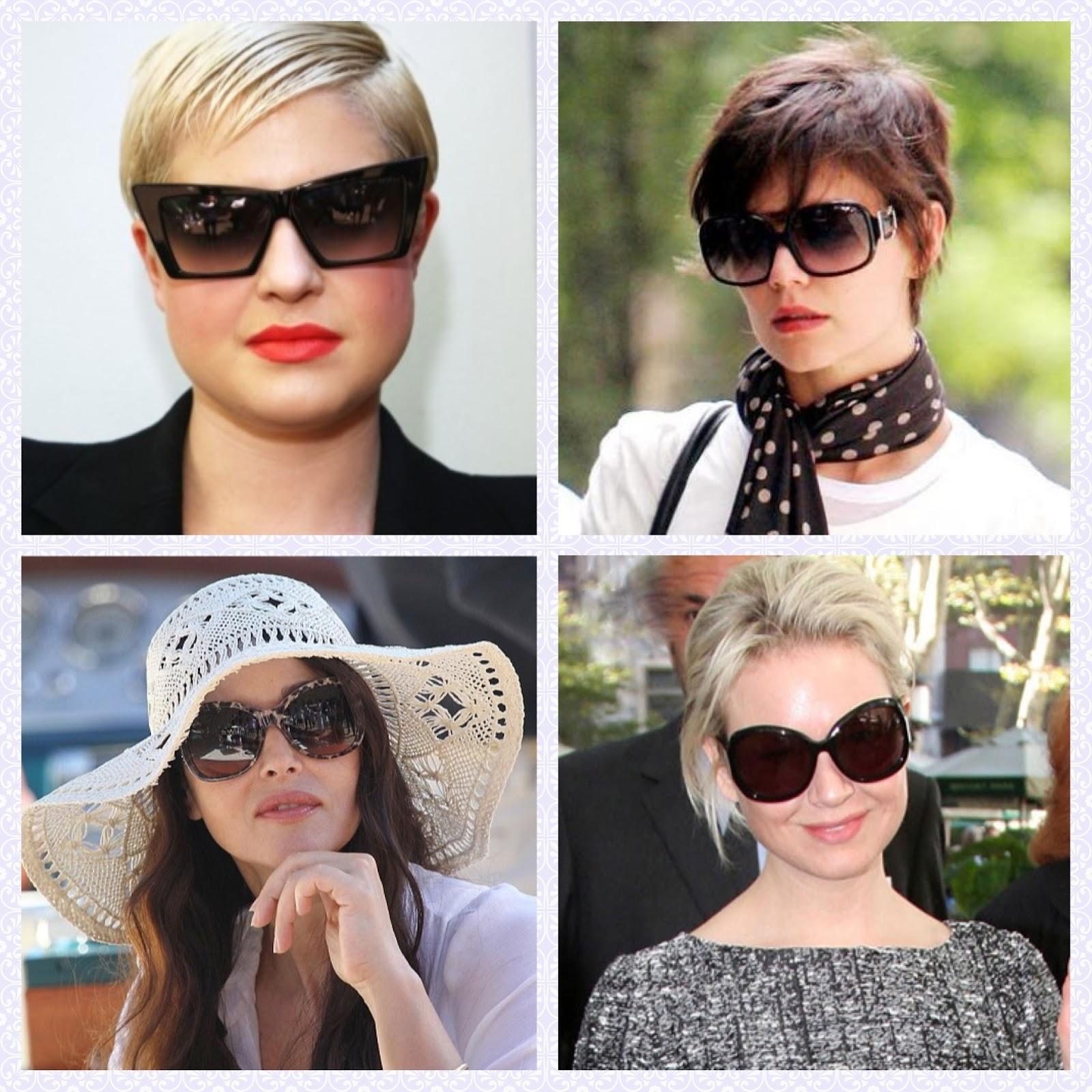 Somos estilosas y bellas: Las glamurosas Gafas de sol!!!