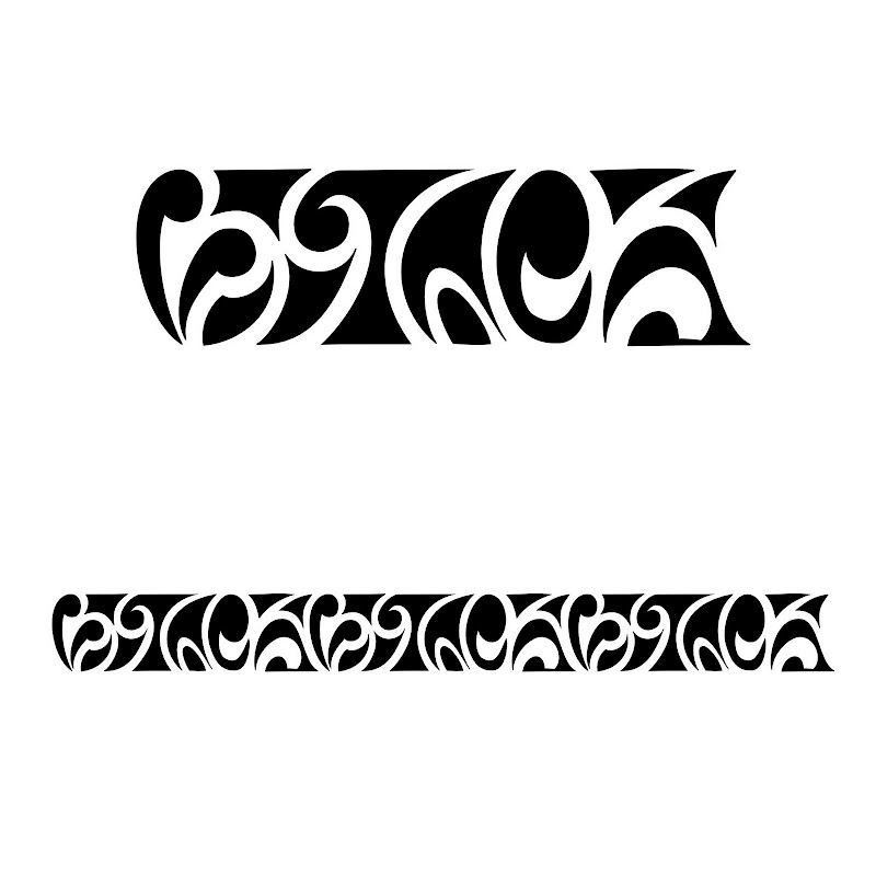 "Maorigramma - Lettere VTC "" title="