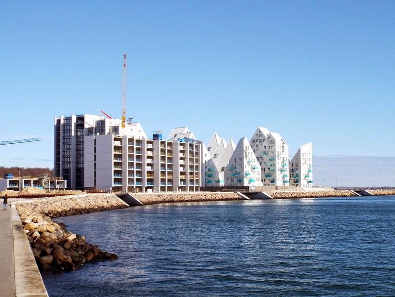 isbjerget aarhus ø