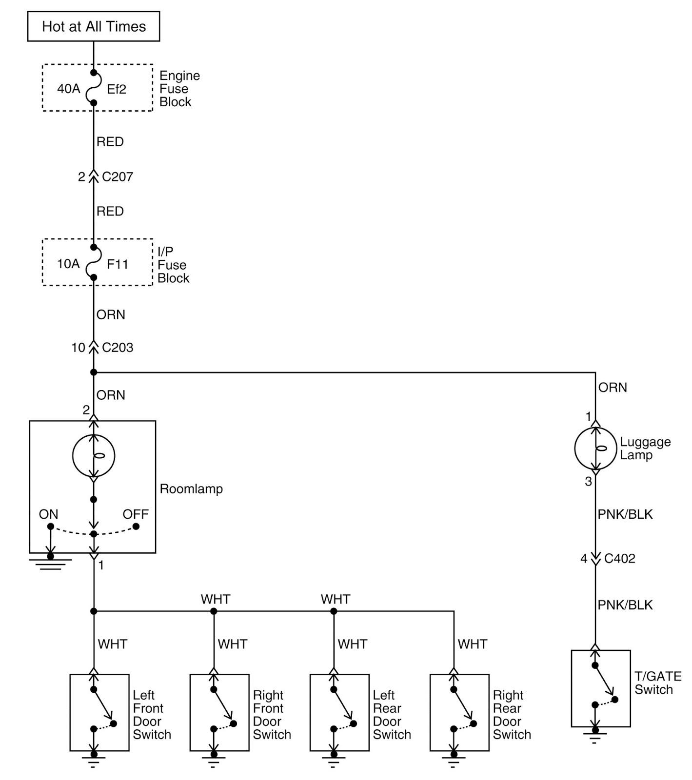 Charmant Daewoo Matiz Schaltplan Ideen - Elektrische Schaltplan ...