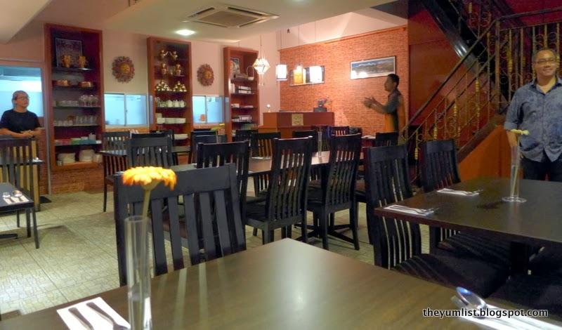 The yum list restaurant nepal plaza damas kuala lumpur