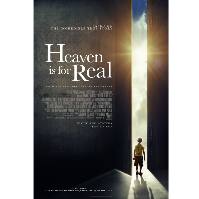 Download Film Heaven Is for Real (2014)