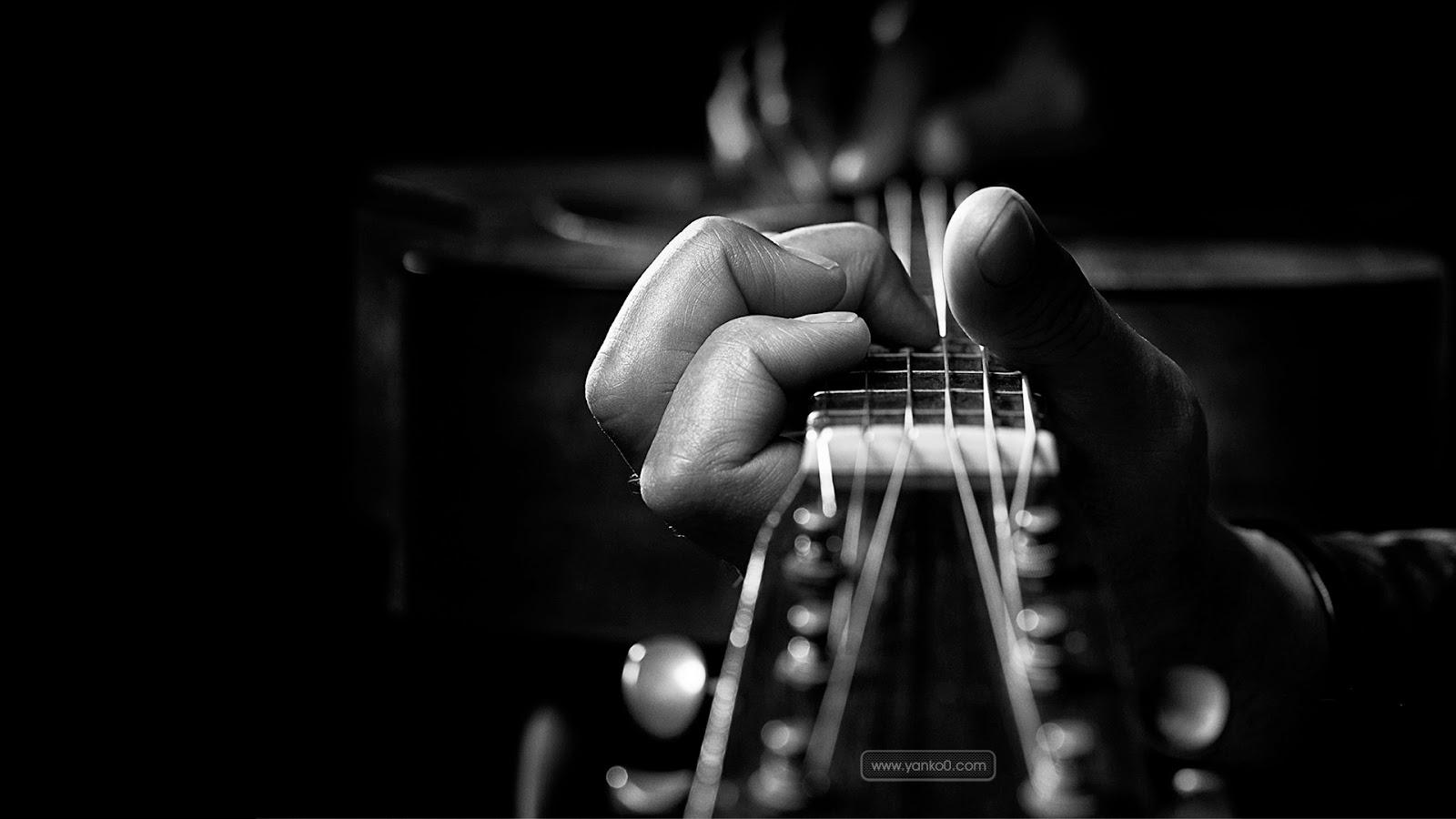 Wallpaper, Guitar
